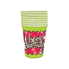 Birthday Love Cups - 8 CT.