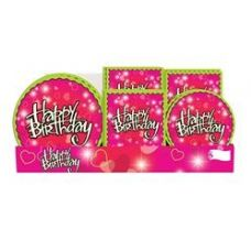 Birthday Love Pre-Packed Counter Shipper, 96 Ct.