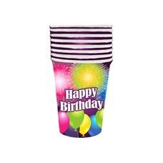 Birthday Blast Cups - 8 CT