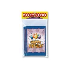 Birthday Balloon Invitations - 8 CT.