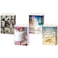 Gift-Bag Large Gls Wedding 3 Styles
