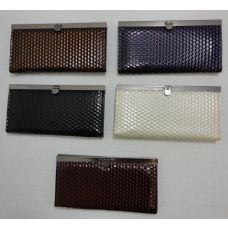 7.5x4 Expandable Ladies Wallet--Small Square