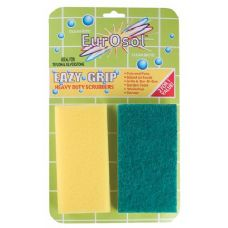 2 Pk Easy Grip Heavy Duty Scrubbers