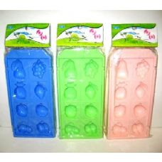 Ice Cube Fruit Tray 2 Pack