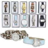 MAURICES LADIES WATCHES ASSORTED DESIGNS