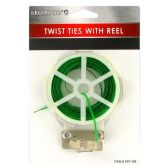 TWISTI TIES WITH REEL AND CUTTER