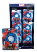 MARVEL SPIDERMAN WORD LOCK 4 FT 8 MM IN DISPLAY