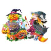 HALLOWEEN WALL DECORATION 17 X 15 INCH 3D