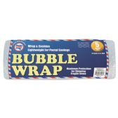 BUBBLE WRAP ROLL 12 IN X 5 FEET PERFORATED