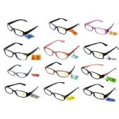 CHEETAH READERS GLASSES ASTD POWER DISPLAY +1.00 TO +3.00 PRE PRICED $9.99