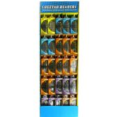 CHEETAH READERS 3PK GLASSES ASTD POWER DISPLAY +1.25 TO +3.00