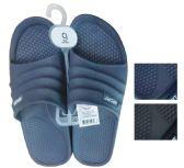 MEN'S SLIDE SANDAL ASSORTED SIZES 8-12 AND COLORS