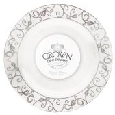 CROWN DINNERWARE BOWL 12 OUNCE 10 PACK PLATINUM COLLECTION