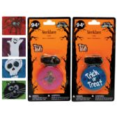 HALLOWEEN NECKLACE IN ASSORTED DESIGNS AND COLORS