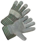 WORKING GLOVES LEATHER 1 PAIR
