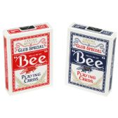 BEE USED PLAYING CARDS