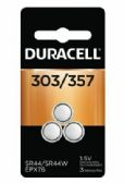 DURACELL SILVER OXIDE 303-3