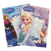 DISNEY FROZEN WORD SEARCH PUZZLES 96 PG ASSORTED VOLUMES