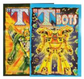 TBOTS FOIL COLOR AND ACTIVITY BOOK 96 PAGE ASSORTED VOLUMES