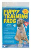 PUPPY TRAINING PADS 12 PK 22.5 X 22.5 INCH