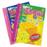 DAILY MIRROR SUDOKU BOOK 96 PG ASSORTED VOLUMES PREPRICED $4.95