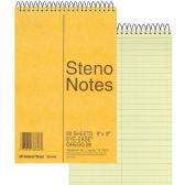 Rediform National Wirebound Steno Notebook