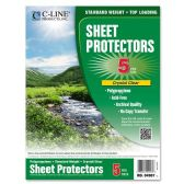 C-line Specialty Top-loading Sheet Protectors