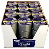 """Duct Tape, Silver, 2""""x10 Yds"""