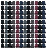 Yacht & Smith Wholesale Bulk Unisex Winter Beanies